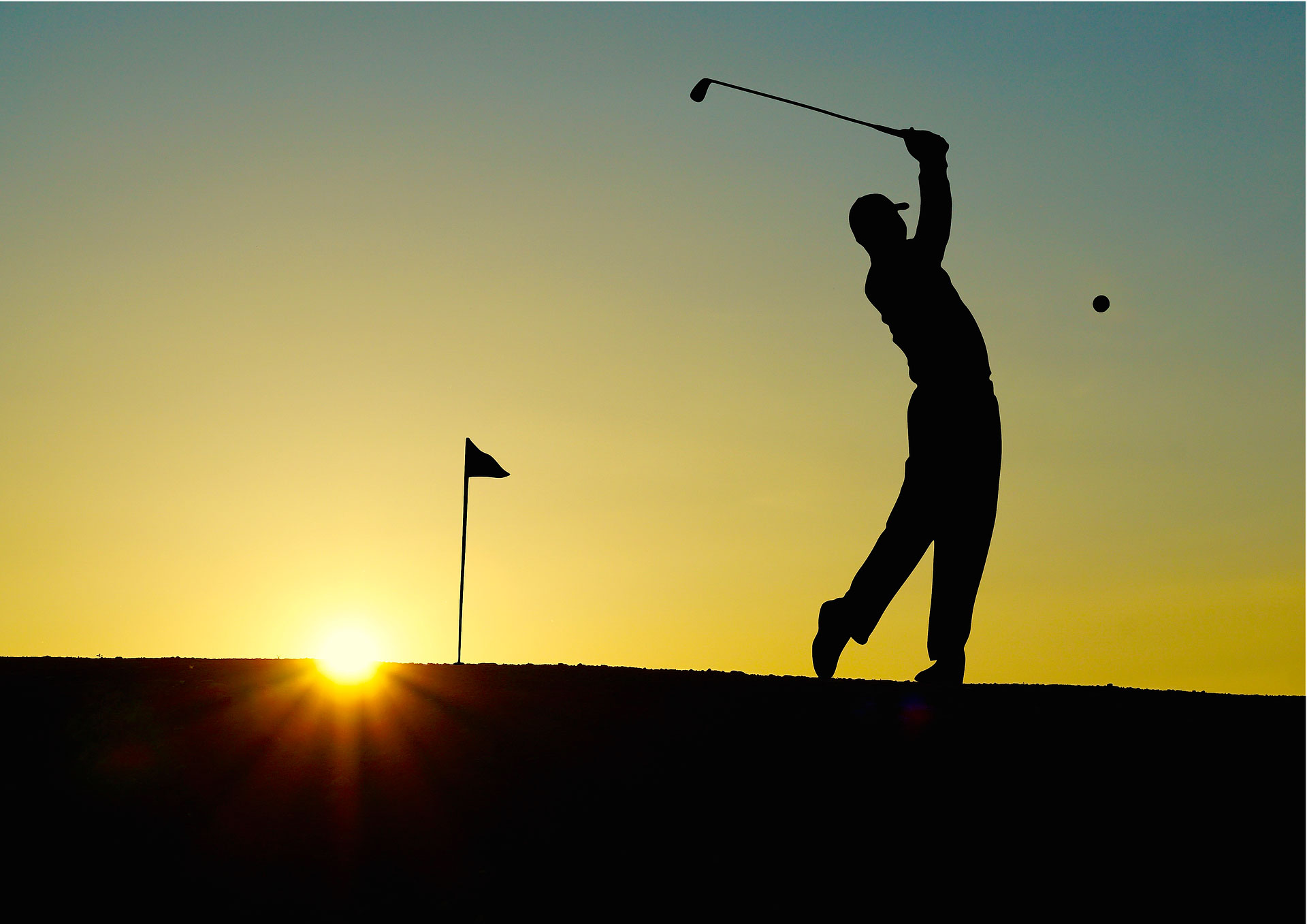 Golfanlage vererben