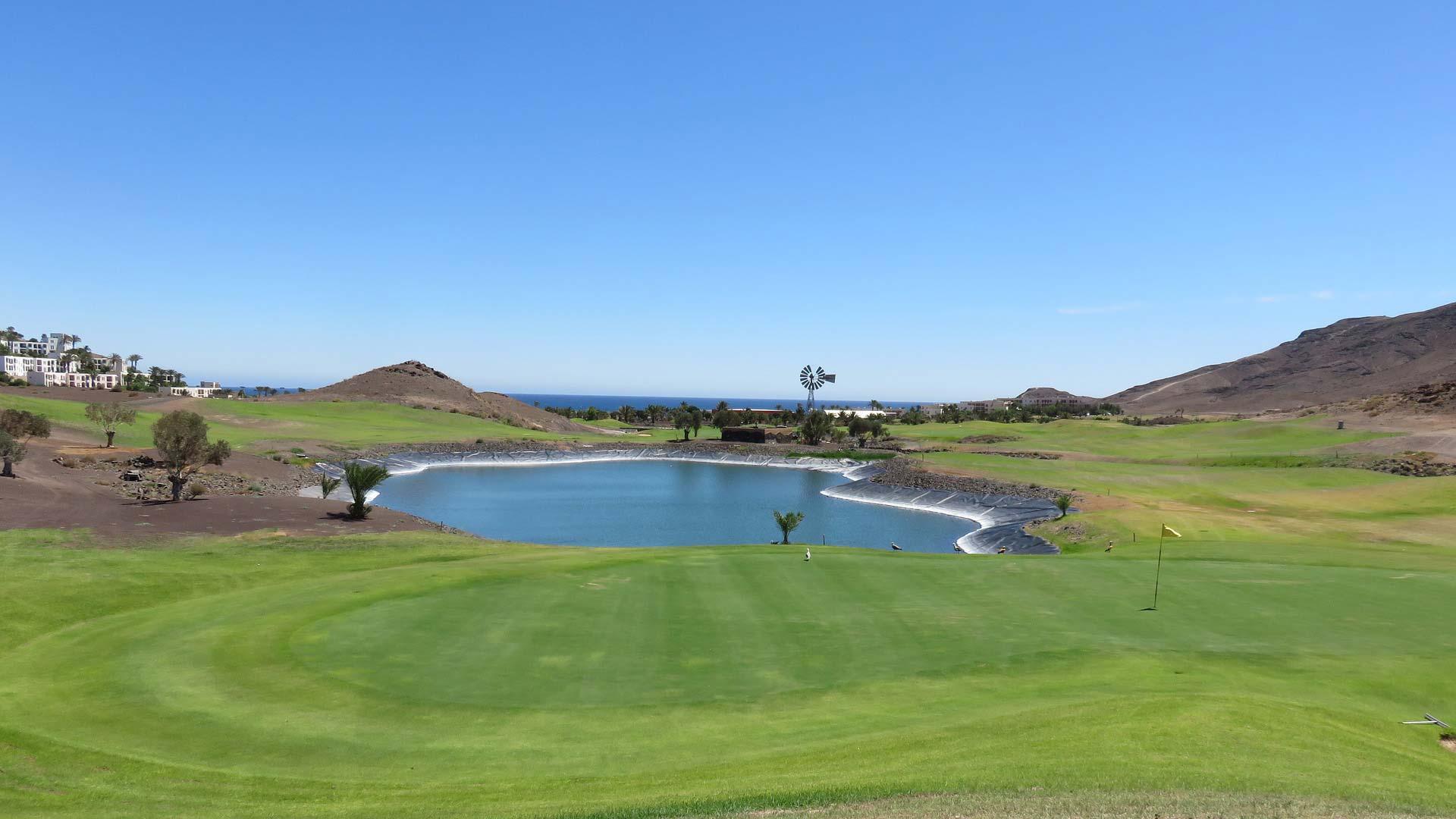 Golfanlage verkaufen